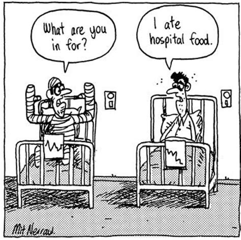 things to do in hospital when bored hospital food healthcare humor pinterest
