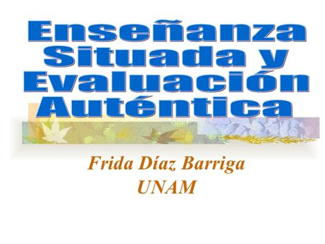 issuu evaluaci n aut ntica diaz barriga frida by ensenanza situada