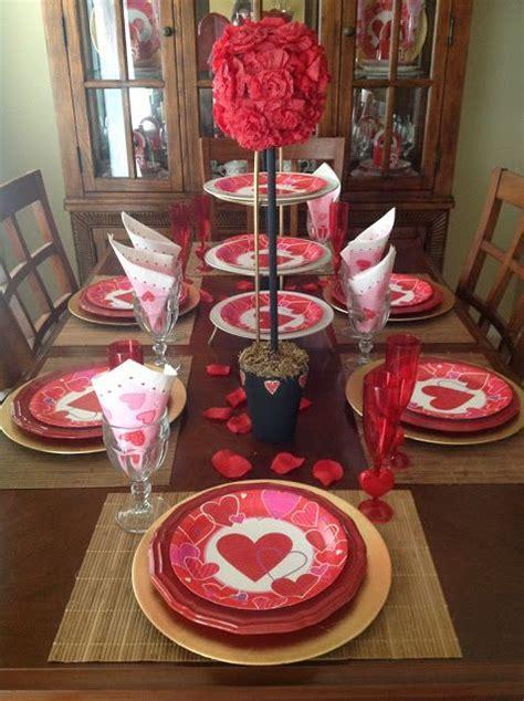 valentine s day table decor pinterest the world s catalog of ideas