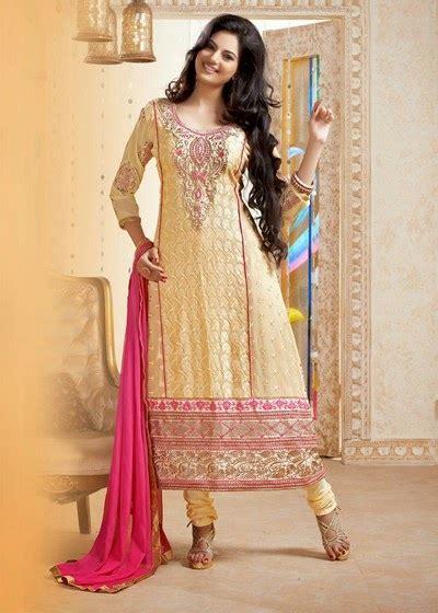 Shalwar Kamaaz Baju India 67 indian georgette shalwar kameez fashion 2014 2015 fashion hunt world