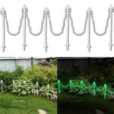 home design studio chain link wall d cor outdoor d 233 cor decorative fences on pinterest fence