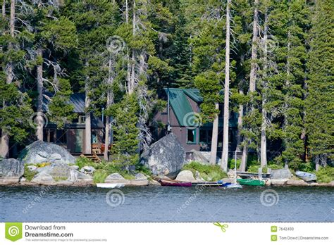 Wrights Lake Cabin Rental by Wooden Cabin By Wrights Lake Stock Photos Image 7642433