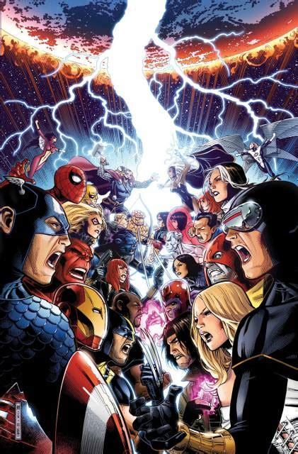 avengers versus x men 1846535182 avengers vs x men story arc comic vine