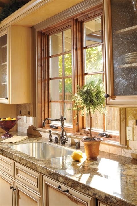 glass door windows on kitchens kitchens with glass cabinets