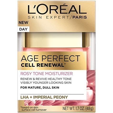L Oreal Anti Aging l oreal age cell renewal rosy tone anti