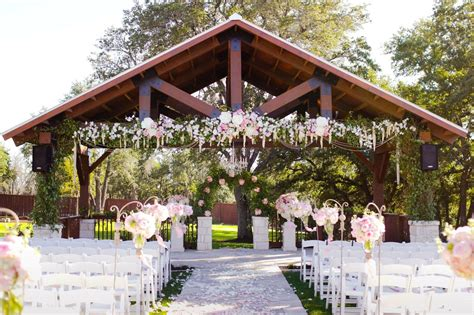Wedding Ceremony Venues by Outdoor Wedding Ceremony Site Near Georgetown