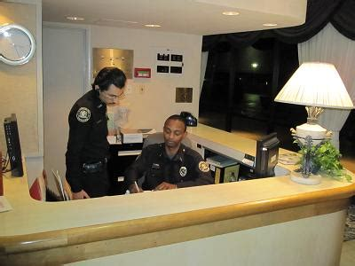 Desk Safety Officer by American Surveillance About Us