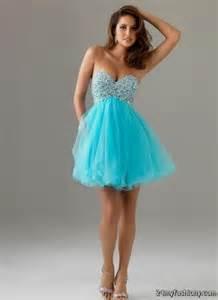 neon blue prom dress 2016 2017 b2b fashion