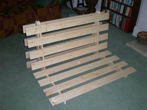 fold  sofafutonbed frame  steps