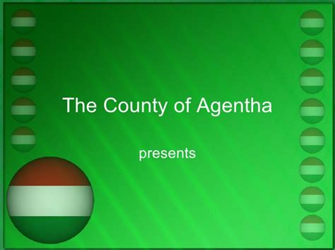 power point themes hungary hungary flag powerpoint template free ppt template