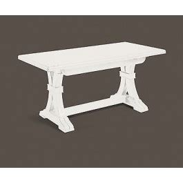 Moderner Tisch 1243 by Tisch 180 Holz X 100allungabile Matt Weiss Ivory Antique