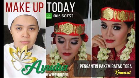 Make Up Pengantin Batak make up pengantin pakem batak toba komersil panduan nikah