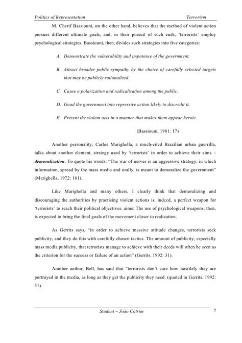 Terrorism Essay by College Essays College Application Essays Terrorism Essay 2016