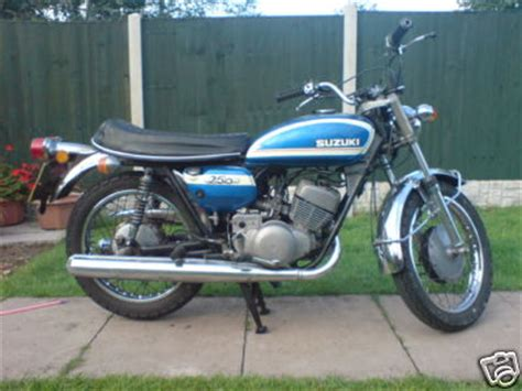 1971 Suzuki T250 Suzuki T250 Classic Bike Gallery Classic Motorbikes