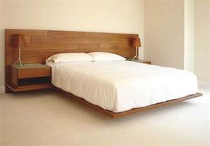 Gorgeous wood headboard designs for beds home interior design ideas