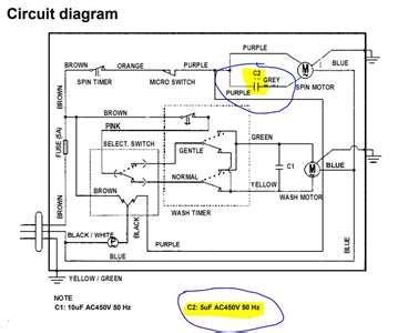 ge washing machine wwsm2700hfwww electrical parts diagram