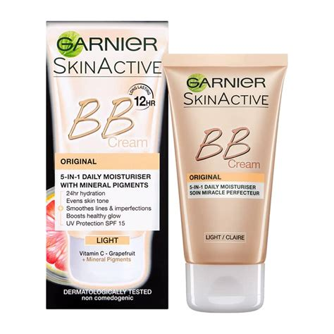 Garnier Bb Miracle Skin garnier miracle skin perfector daily all in one b b