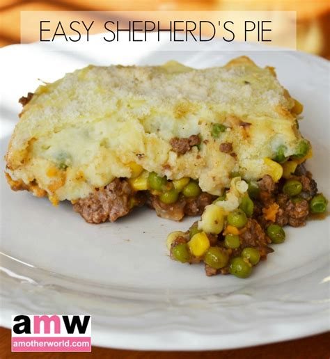 best shepherds pie recipe easy easy shepherd s pie recipe dishmaps