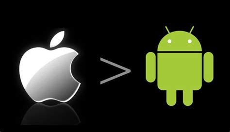 apple and android 10 reasons why iphone beats android phones