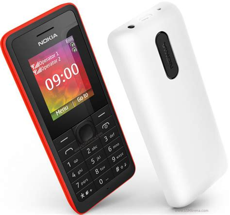 Hp Nokia 105 106 Dan 107 nokia 107 dual sim pictures official photos
