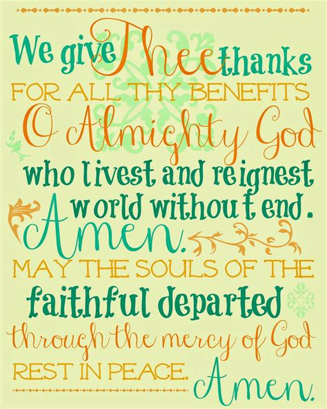 new year grace before meals free printable prayers for your printing and praying pleasure and a quot news on the farm