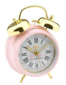 couture alarm clock