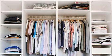 ordinare armadio armadio ordinato idee e consigli per fare spazio nel