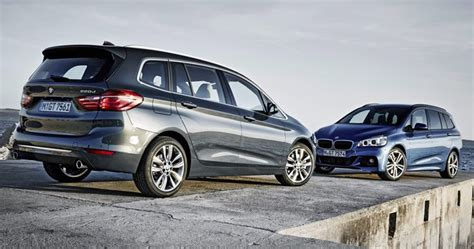 Bmw Parades New 2 Series Gran Tourer Minivan In 202 Photos