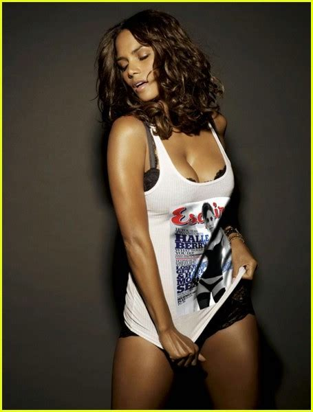 Halle Berry Named Sexiest For 2008 by Halle Berry Quot Esquire Quot November 2008 Photo 1467191