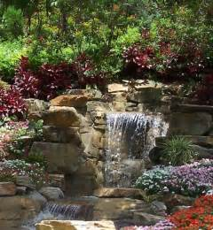 best 25 outdoor waterfalls ideas on small