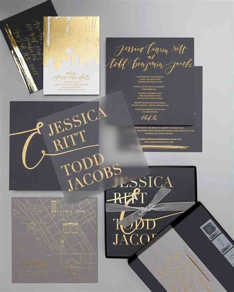 best printer for wedding invitation business 25 best ideas about martha stewart weddings on