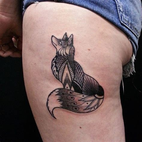 tattoo mandala fox 1556 best images about tatts and tat ideas on pinterest