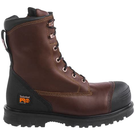 work boots for timberland timberland pro caprock alloy toe work boots for