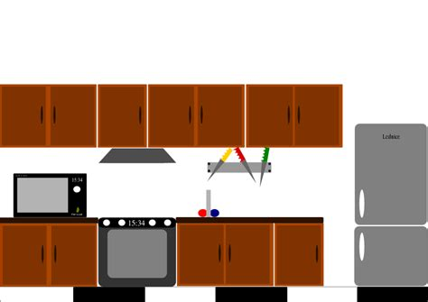 kitchen layout clipart free to use public domain kitchen clip art page 2