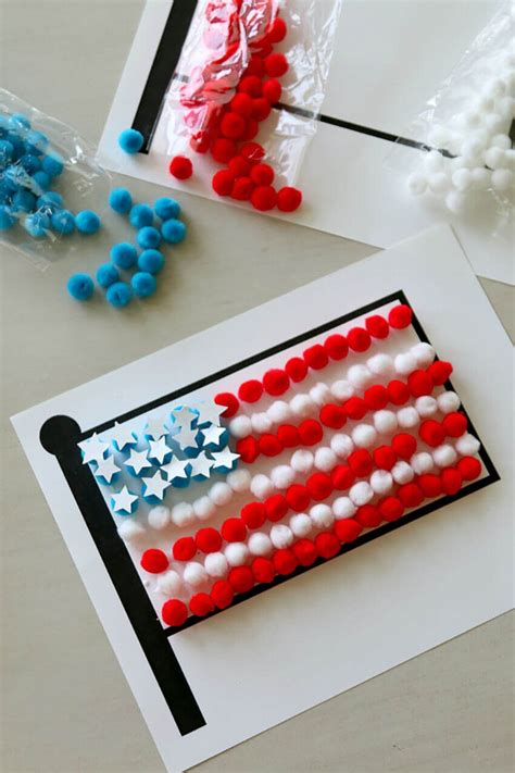 flag crafts for 10 flag day crafts and recipes for the whole family homeyou