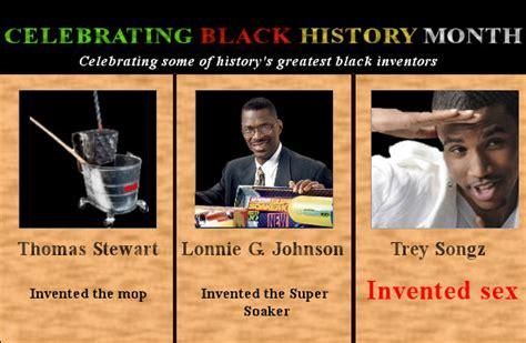 Black History Meme - black history month meme notesofplenty