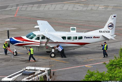 cessna 208b grand caravan tomsk avia aviation photo 2443349 airliners net