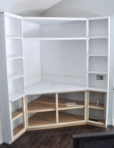 built in corner cabinet 27 luxury built in corner bookcases yvotube com