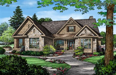 don gardner house plans the marley plan 1285 craftsman exterior charlotte by colonial house plans by don