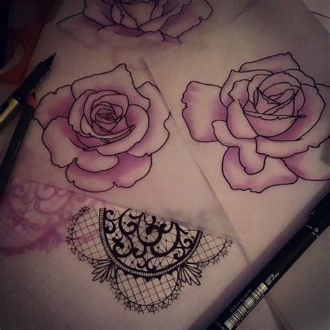 neo traditional rose tattoo neo traditional outline search tattoos i like
