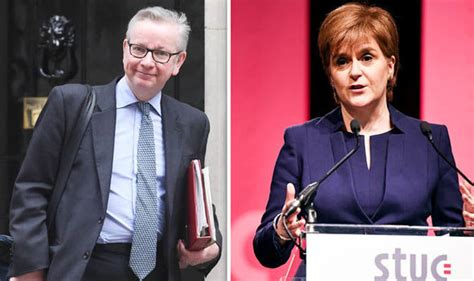 michael whitehall brexit brexit news michael gove slams desperate snp over