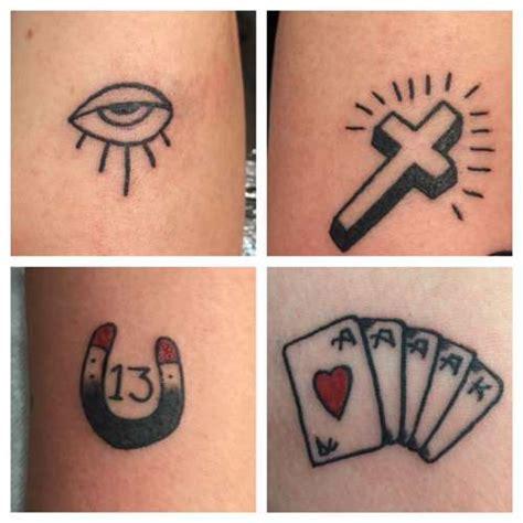 good spots for small tattoos small ideas shortlist