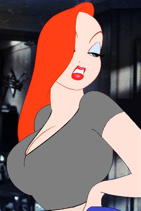 Jessica Rabbit Rule 34 | me as jessica rabbit 5 by h2olga362 on deviantart