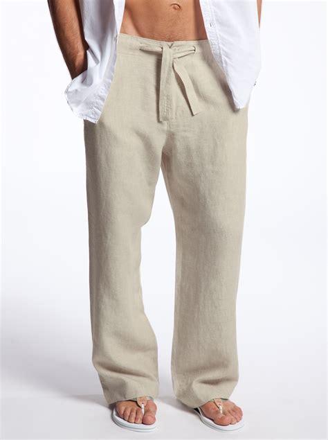 Linen pants (beige)   Island Fashion   Pinterest