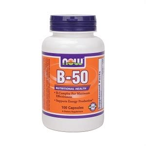 supplement b 50 vitamin b 50 100 capsules now brand buy today at up