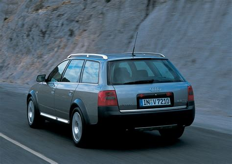 audi accessories a6 audi a6 allroad 2000 2005 features equipment and