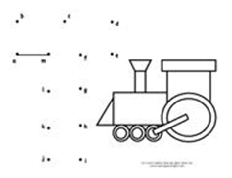 printable dot to dot train dot to dot pages for train theme