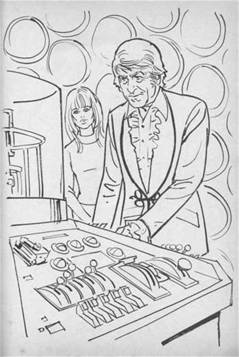 dr who coloring book doctor who coloring book