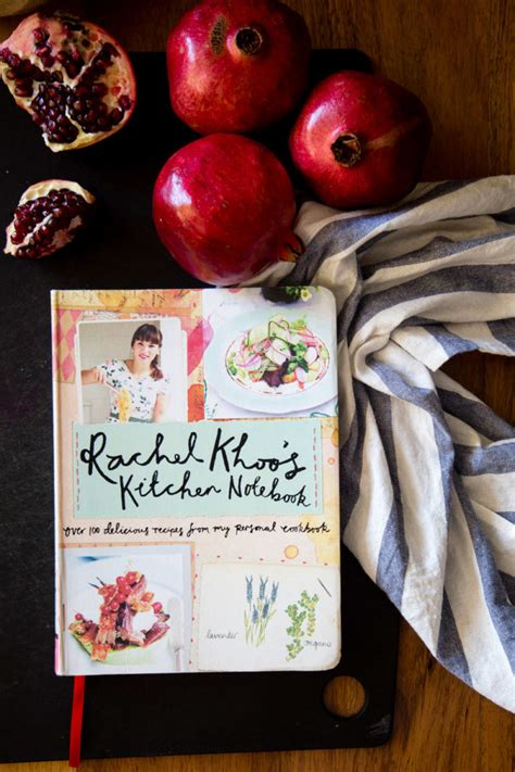 Khoo S Kitchen Notebook by Khoo S Pistachio Pomegranate Cake Hither Thither