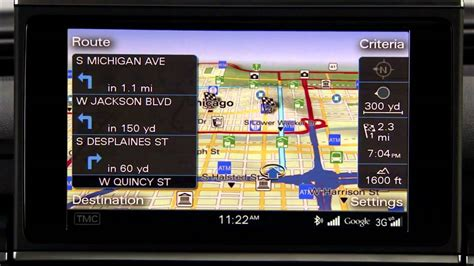Audi Navi Mmi Plus by Audi Mmi Navigation Plus With Mmi Touch